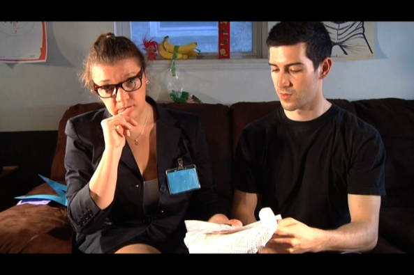 anna abrams, ben broad The Best Comedy on YouTube is B.A.D