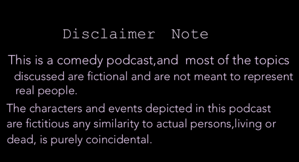 Rules of Podcast